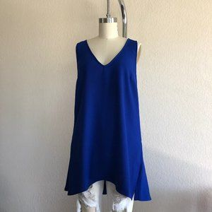 Timo Weiland Mariel V Neck Shift Top